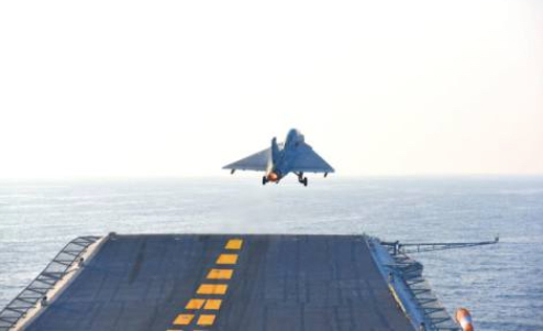Maiden Landing of DRDO-Developed LCA Navy Onboard INS Vikramaditya