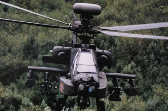 Major Electronics Upgrades a Key Part of the Netherlands' AH-64D to AH-64E Remanufacture