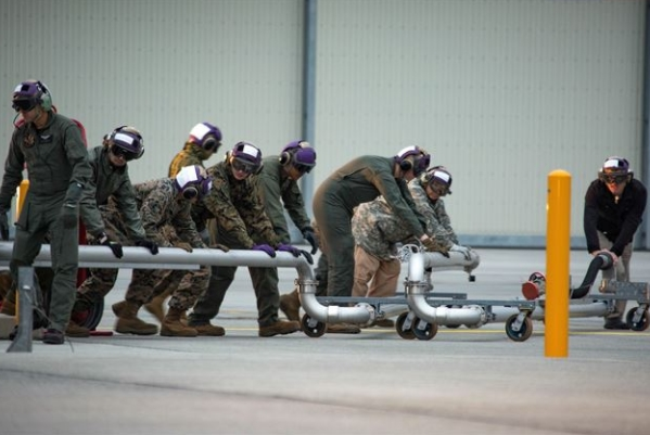 Marine Corps Air Station Iwakuni Expands its Refueling Capabilities