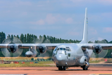Marshall Aerospace and Defence Group Awarded Swedish Air Force Contract to Support C-130 Fleet