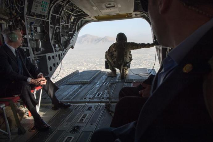 Mattis: Military Force Authorizations Remain Sound