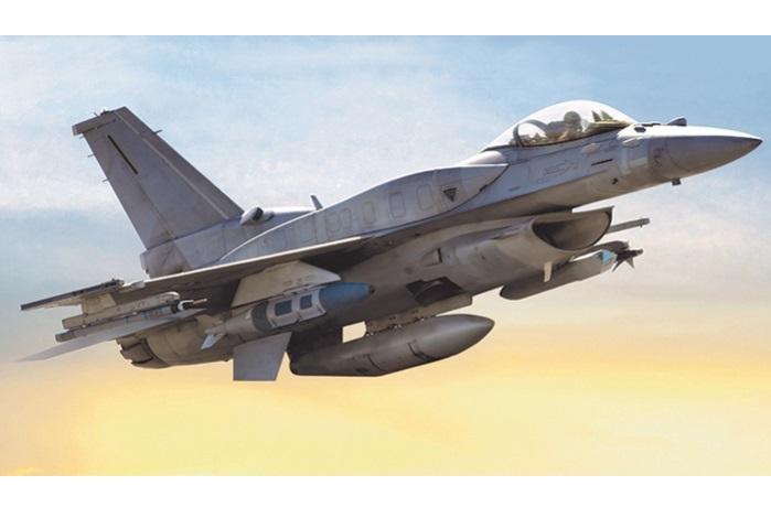 Modernizing Head-Up Displays for United Arab Emirates F-16 Fleet