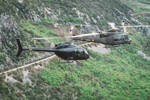 Montenegro Air Force Signs Purchase Agreement for Two Bell 505s