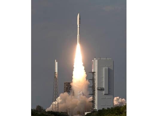 NASA, ULA Launch Advanced NOAA Weather Satellite