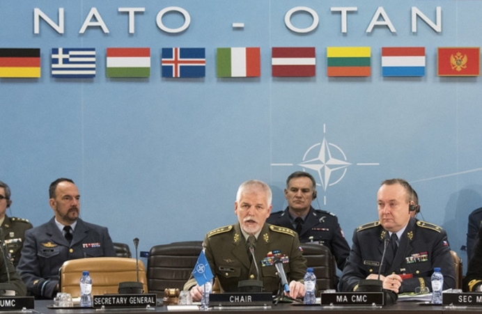 NATO, Partner Defense Chiefs Discuss Afghanistan, Iraq, Command Structures
