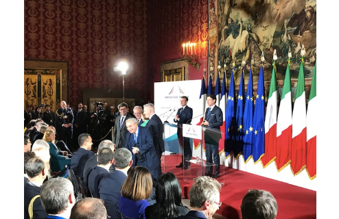Naples Franco-Italian Summit: The Two Governments Give Their Full Support To Cooperation Between Their Naval Industries