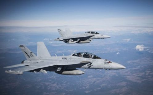 Naval Aviation Focuses on Maintaining Readiness