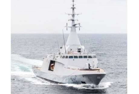 Naval Group Delivers First Gowind2500 Corvette, ENS ELFATEH, to the Egyptian Navy