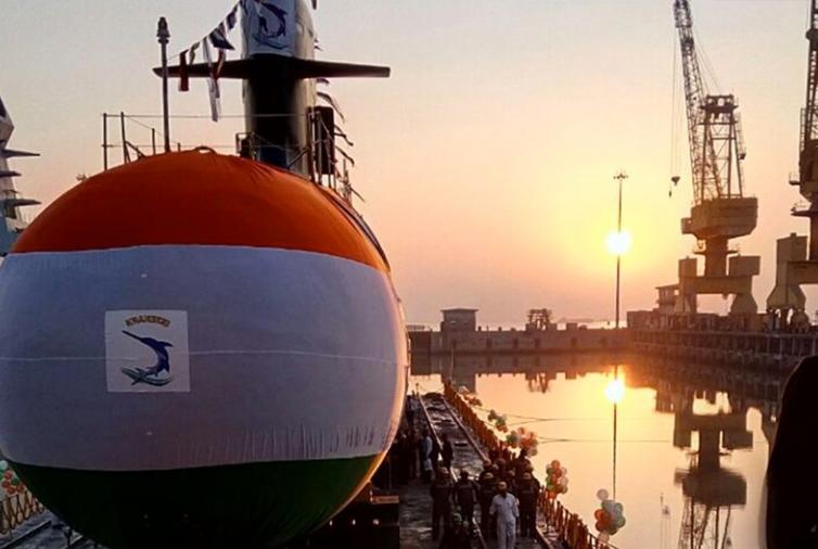 Naval Group Exhibits at SMM INMEX in Mumbai