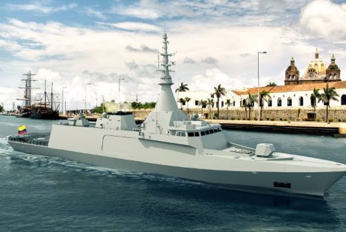 Naval Group at Expodefensa 2019