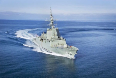 Navantia Selected for the Conceptual Design Phase of the US Navy's Frigate Program