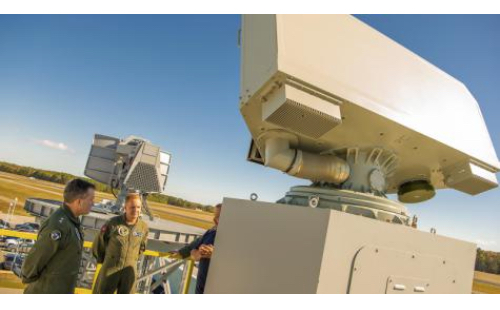 Navy Awards Contract for New Shipboard Air Traffic Radar