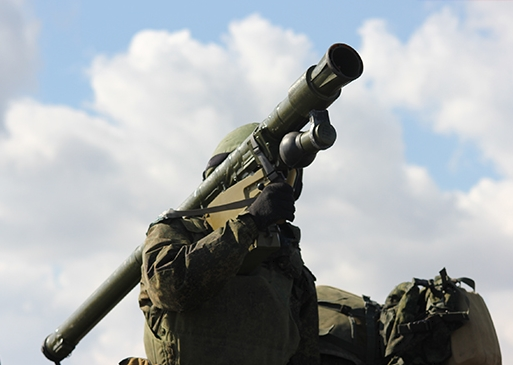 New Combat Vehicle for MANPADs Developed in Land Forces