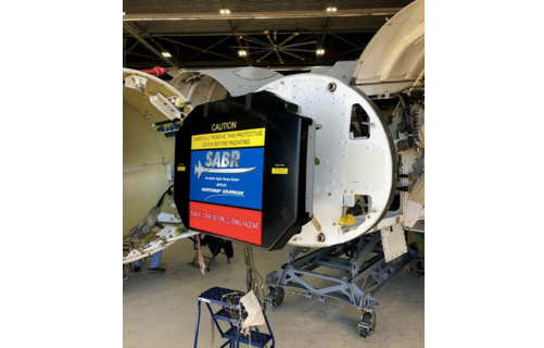 Northrop Grumman AN/APG-83 SABR Radar Achieves Initial Installation Milestone for Air National Guard F-16s