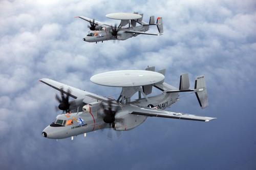 Northrop Grumman Awarded $3.2 Billion Multi-Year Contract for 24 E-2D Aircraft