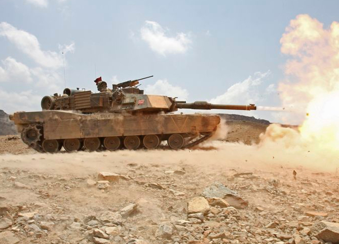 Northrop Grumman Showcases Vehicle Active Protection System for the US Army