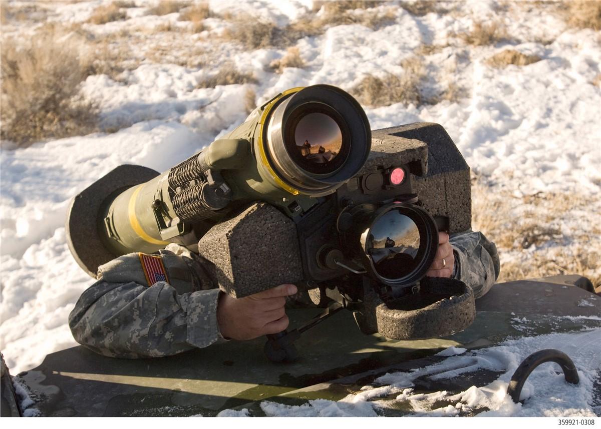 Norway - Javelin FGM-148 Missiles