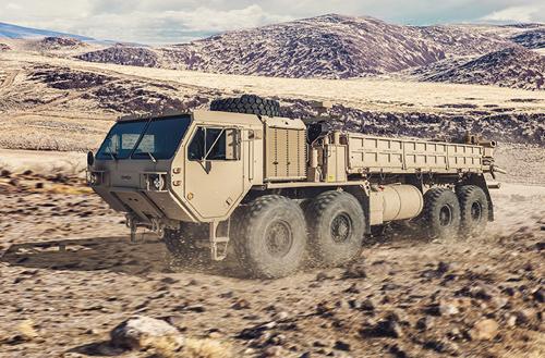 Oshkosh Defense Awarded $346.4 Million to Modernize Vehicles in the U.S. Army and U.S. Army Reserve FHTV Fleets