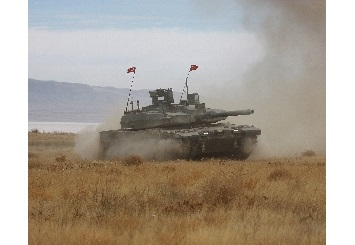 Otokar Submitted its Proposal for Serial Production of Altay Main Battle Tank
