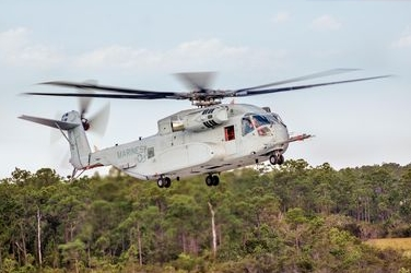 Partnership: Sikorsky Will Compete for the German Air Force's Heavy Lift Helicopter Con-Tract with MTU Aero Engines As Its Partner