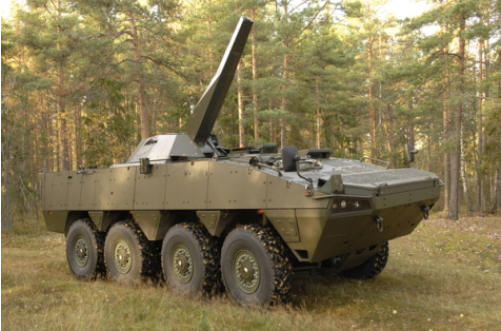 Patria and the U.S. Army Entered into Agreement for a Feasibility Study of Patria Nemo 120 Mm Mortar System