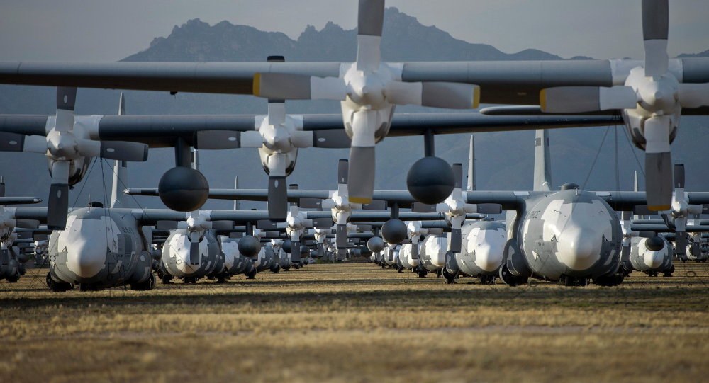 Pentagon Awards $909Mln Contract for Air Force Landing Gear Logistics Program