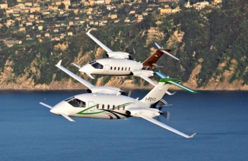 Piaggio Aerospace Awarded €125 Million Maintenance Contract by Italian MoD