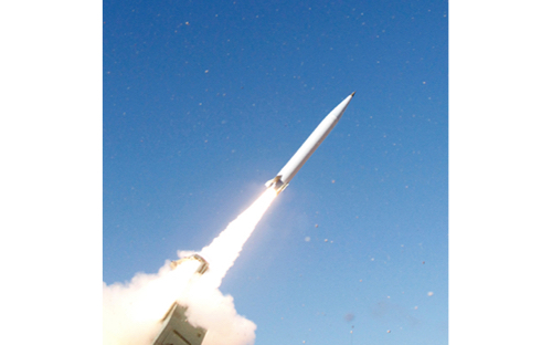 Precision Strike Missile Completes Longest Flight To Date