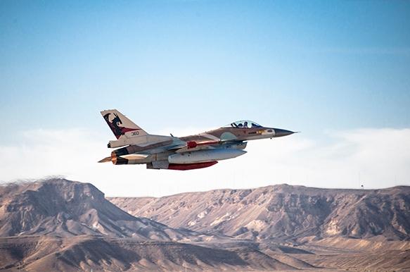 Protecting Israel's Skies