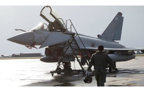 Qatar Typhoon and Hawk Programme in Full Swing