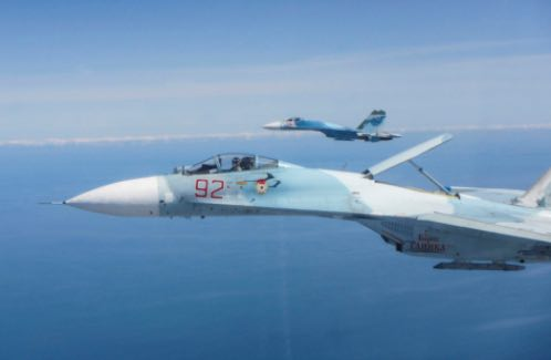 RAF Typhoons Complete NATO Air Policing Mission in Estonia