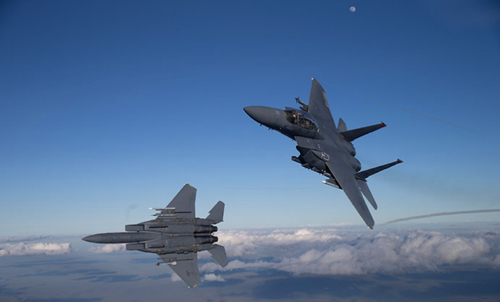 Raytheon Intelligence & Space to Produce Radar for F-15EX