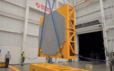 Raytheon Missiles & Defense Delivers First SPY-6 Radar Array to U.S. Navy's Newest Destroyer
