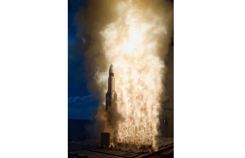 Raytheon, Aerojet Rocketdyne Strike $1 Billion Strategic Sourcing Deal for Standard Missile Programs