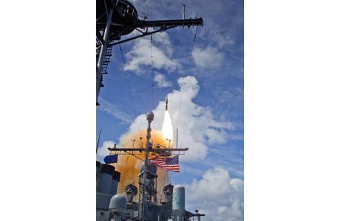 Raytheon, Missile Defense Agency sign landmark $2 billion Standard Missile-3 contract