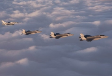 Receiving the First F-35 Lighting II Is A Major Milestone for Norway