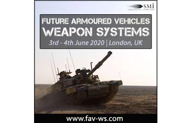 Registration Opens for Future Armoured Vehicles Weapon Systems 2020