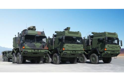 Rheinmetall Signs Framework Contract Worth Around 2 Billion Euros: 4,000 Military Trucks for the Bundeswehr