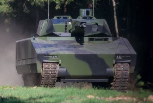Rheinmetall Unveils the Lynx KF41 Next-Generation Combat Vehicle