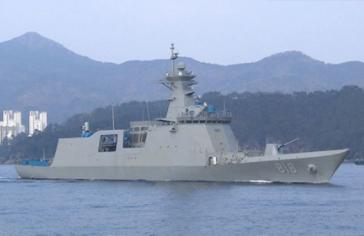 Rolls-Royce Congratulates Republic of Korea Navy on its First Daegu-Class Frigate
