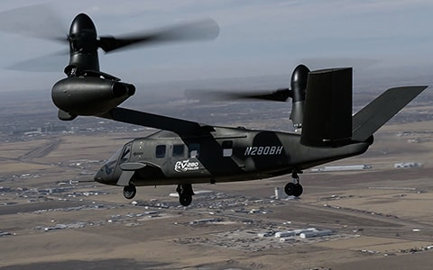 Rolls-Royce to Provide Propulsion System for Bell V-280 Valor in U.S. Army FLRAA Competition