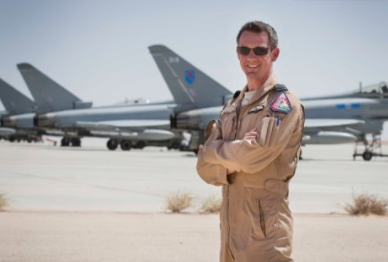 Eight RAF Typhoon aircraft have started a two week exercise in Oman