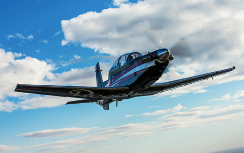 Royal Thai Air Force Awards Textron Aviation Defense a Contract for 12 Beechcraft T-6C Texan II Aircraft, Training, Spares and Support Services