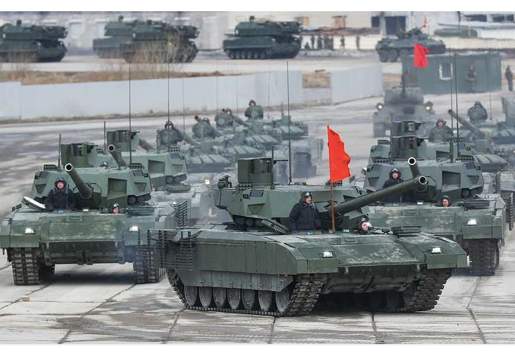 Russia Developing Advanced Protective System to Shield Armor from Precision Weapons
