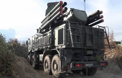 Russia to Modernize Pantsyr Anti-Aircraft Missile/Gun Systems for UAE
