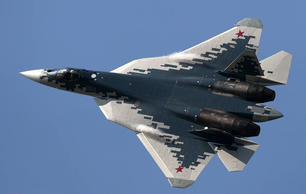 Russia Roll Out Su-57 Fifth-Generation Fighter with 2nd-Stage Engine in 2022