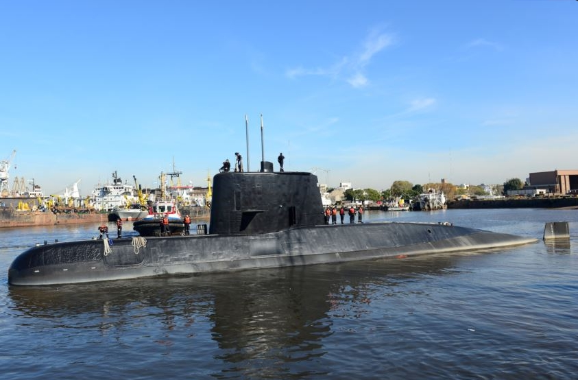 Russia, U.S., Britain Aid Search for Missing Argentine Submarine