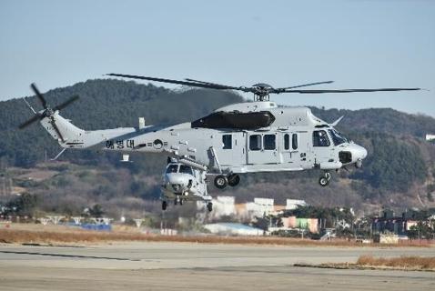S. Korea's Marine Corps Gets First Multirole Choppers