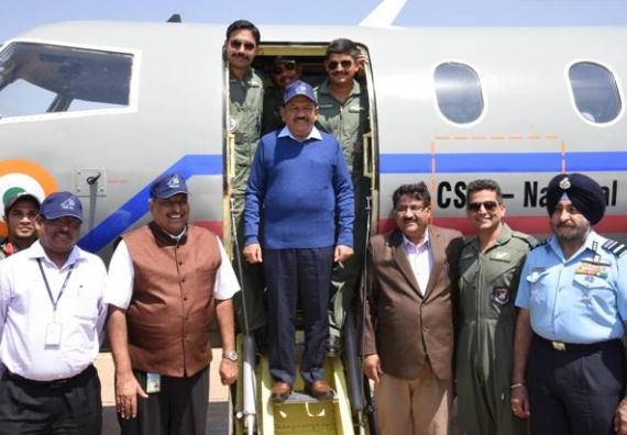 SARAS Completes Second Test-Flight Successfully; Indian Air Force Commits to Induct 15 Aircraft Initially
