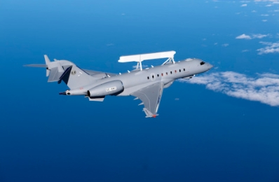Saab Receives Order for Additional Functionality for GlobalEye
